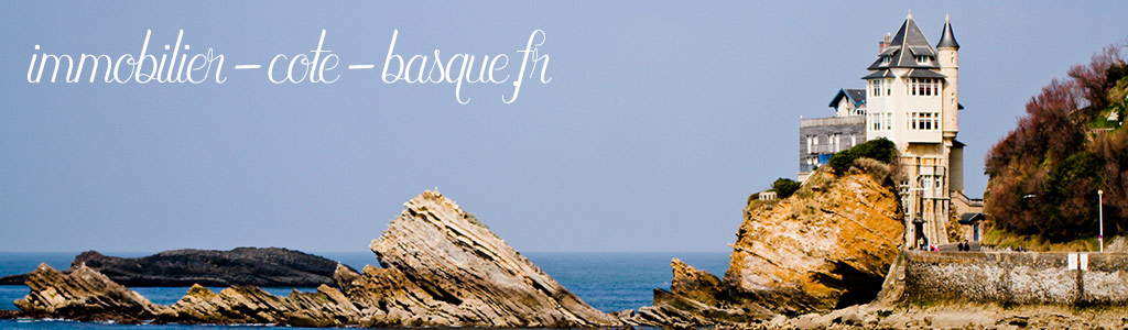 Immobilier cote basque